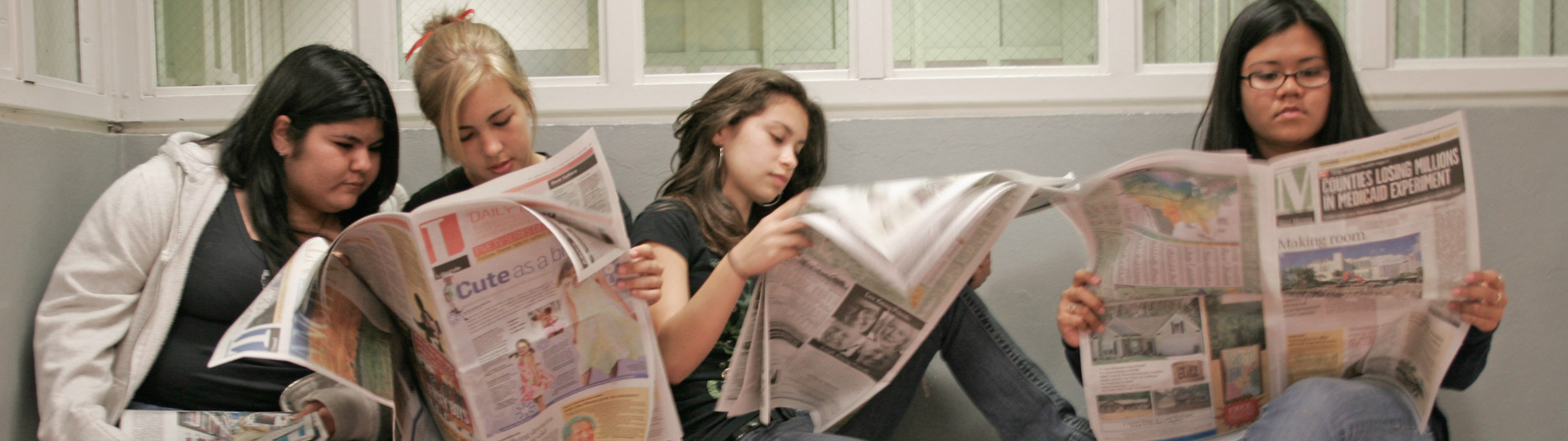 Newspapers in Education (NIE)